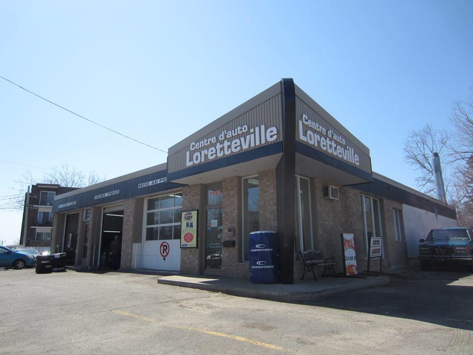 Garage Automobile Loretteville Saint Emile Charlesbourg Centre